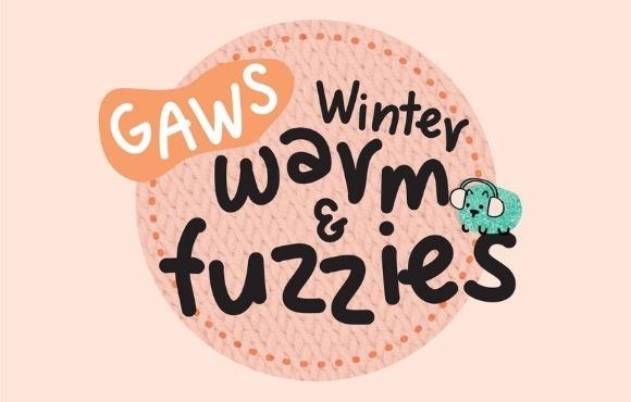 GAWS Winter Warm & Fuzzies